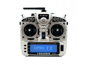 Vysílač FrSky TARANIS X9D PLUS 2.4GHz OPENTX CZ (BLUE / FW VF modulu LBT EU)